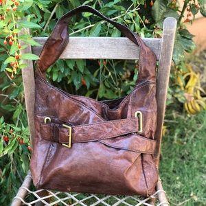 Kooba large leather bag